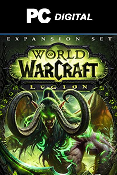 Nye Det billigste World of Warcraft: Legion til PC in Danmark. NB-56