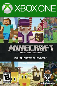Minecraft - Builder´s pack Xbox One
