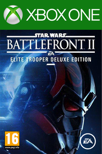 Star Wars Battlefront II Elite Trooper Deluxe Edition Xbox One