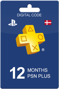 Playstation Plus 365 dage