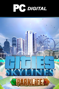 Cities: Skyline - Parklife DLC PC