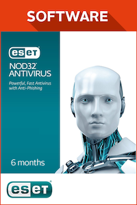 ESET NOD32 Anti Virus 6 måneder