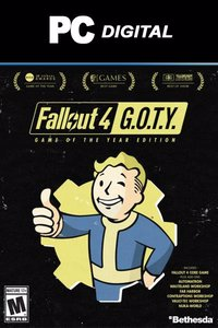 Pre-order: Fallout 4: Game of the Year Edition PC (26/9)