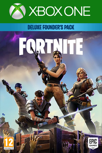 Fortnite Deluxe Founder's Pack Xbox One
