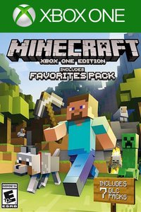 Minecraft: Favorites Pack Xbox One