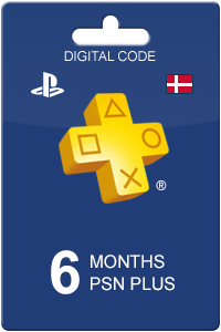 Playstation Plus 180 dage