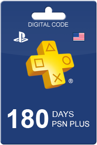 PlayStation Plus 180 dage USA