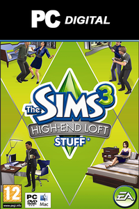 The Sims 3: High and Loft Stuff PC DLC