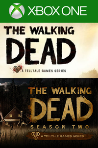 The Walking Dead + The Walking Dead: Season Two Xbox One