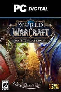 Pre-order: World of Warcraft: Battle for Azeroth PC DLC (14/8)