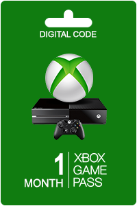 Xbox Game Pass 1 måned (Renewal)