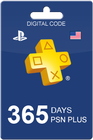 PlayStation Plus 365 dage USA