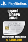 Great White Shark card - GTA