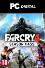 Far Cry 4 Season Pass PC DLC