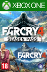 Far Cry 4 + Season Pass Xbox One