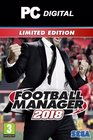 Football Manager 2018 Limited Edition PC
