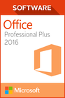 Microsoft Office Pro Plus 2016 - 1 PC - Dansk