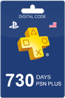 PlayStation Plus 730 dage USA