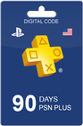 PlayStation Plus 90 dage USA
