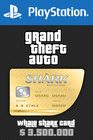 Whale Shark Card - GTA
