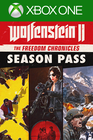 Wolfenstein II: The Freedom Chronicles - Season Pass DLC Xbox One